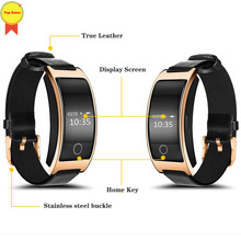 купить best sale Smart wrist band Bracelet Band Blood Pressure Heart Rate Monitor IP67 waterproof smartband Pedometer Fitness tracker по цене 2839.72 рублей