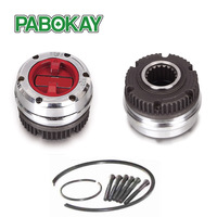 2 pieces x FOR Ford Bronco Ford pickup Suburban Blazer Jimmy Chevy Dodge Free wheel locking hubs B027HP AVM418HP
