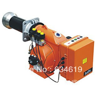 high quality two stage diesel oil fired burner, industrial light light fuel oil burner for boiler/oven/making furnace equipment
