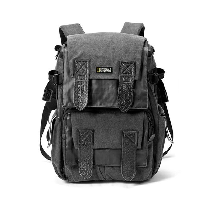 High Quality Camera Bag National Geographic NG W5071 Medium Rucksack Backpack f DSLR Camera 15.4' Laptop