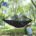 Antimosquito 270*140cm Load 200KG 210T Nylon Parachute Fabric Large Hammock 2016 New Garden Outdoor Camping Swing Sleeping Bed