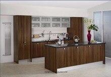 melamine/mfc kitchen cabinets(LH-ME026)