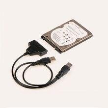 0.35M USB 2.0 do Adapter konwerter SATA linia kablowa dla V2.5 i V3.5 akcesoria
