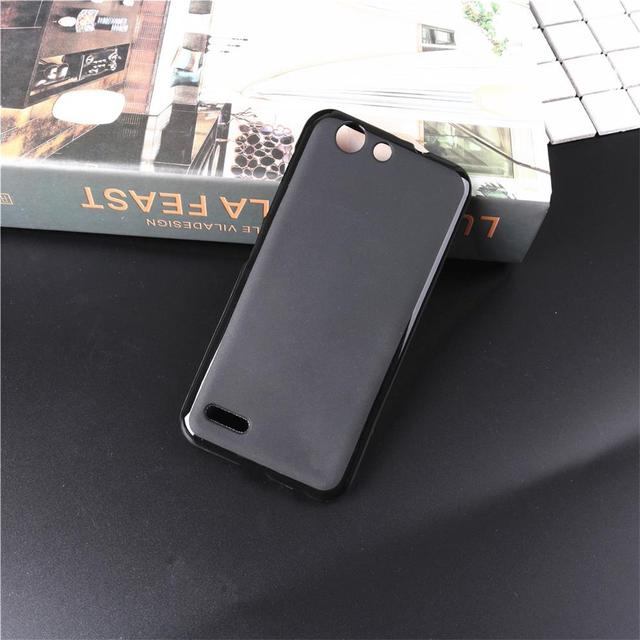 lowest price e47af bf294 US $2.19 |For Vodafone Smart E8 Case Cover New Protective Soft Silicone  Case for Vodafone Smart E8 Dual Back Cameras Mobile Phone Case-in Fitted  Cases ...
