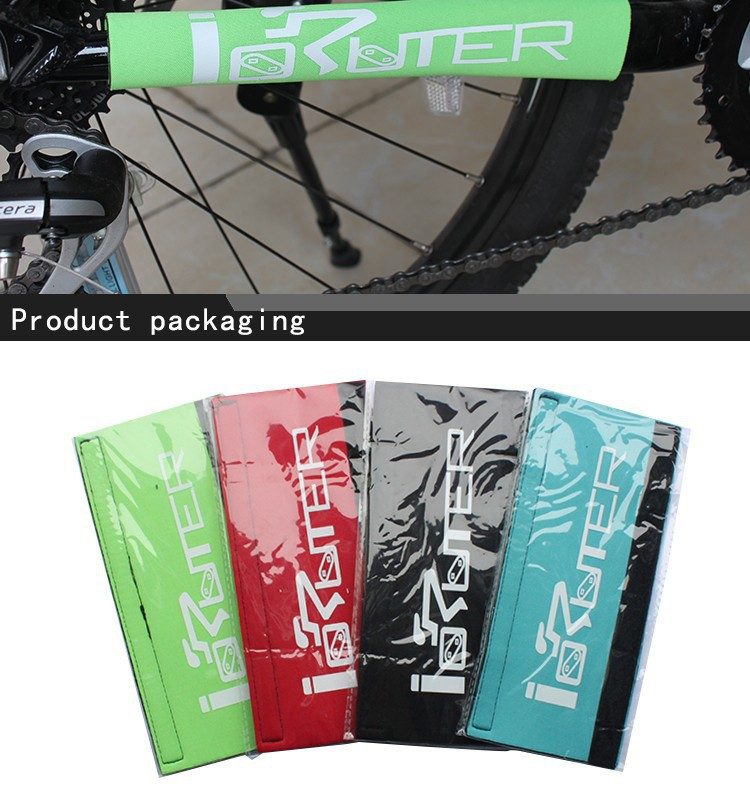 <font><b>Bike</b></font> Bicycle <font><b>Frame</b></font> Chain Protector stikcers Pads Mountain <font><b>Bike</b></font> Stay Front Fork <font><b>Protection</b></font> Guard Protective Pad Wrap Cover image