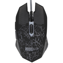 Gaming Computer Mouse 3 button 1200 dpi Mice LED Optical For PC Desktop Laptop Gifts