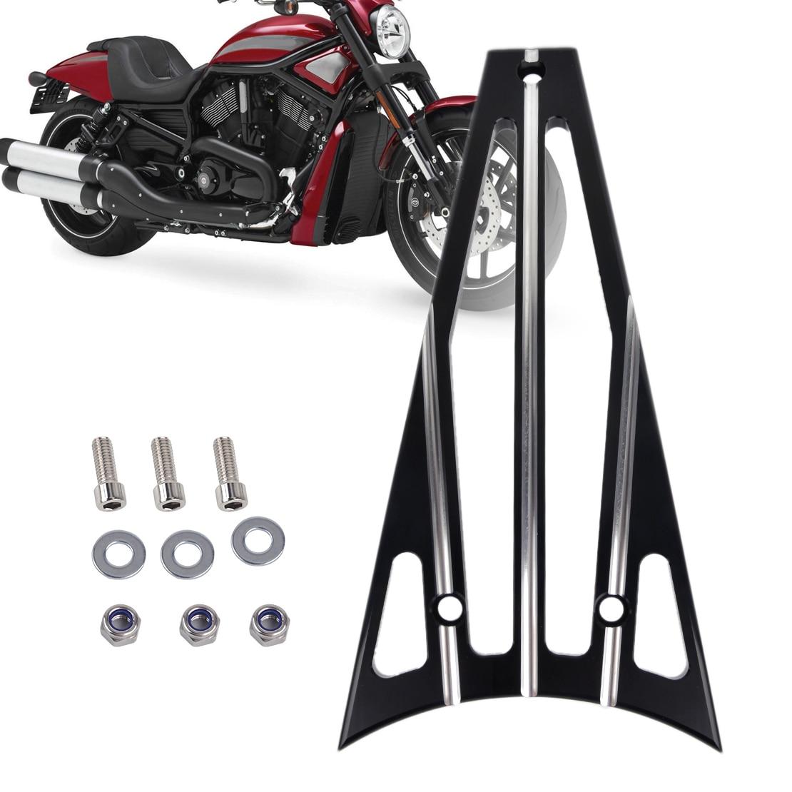 DWCX их деталями 3 колонки заготовки глубокий порез Рамка решетка, пригодный для Harley Электра скольжения дорога дороге короля Стрит Глайд 2009 2010 - 2013