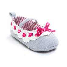 2017  Brand cotton fabric Shoes Indoor Baby Shoes Boys Girls Soft Anti-skid Toddler Shoes Fashion Light Blue First Walkers BX287