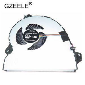 GZEELE NEW Laptop Cooling Fan For Asus ROG Strix FX53 FX53V FX53VD KX53VE KX53 PX553 PX753 FX553 FX753 laptop CPU cooling FAN