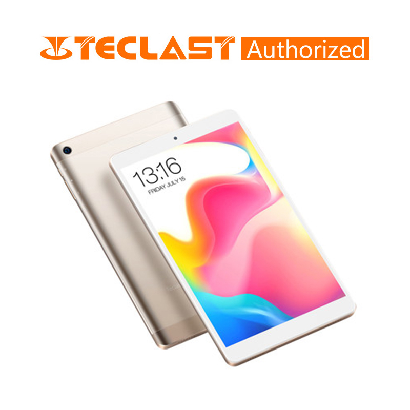 8.0 pouces 1280*800 Teclast P80 Pro tablette Android 7.0 MTK8163 Quad Core 3GB RAM 16GB ROM double WiFi tablettes PC