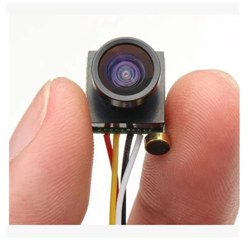 HD Mini Micro Camera Ultra Light 1.8mm 700TVL Wide-angle Micro-camera Multi-axis For RC DIY FPV Drone
