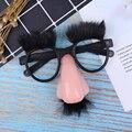 Носки с изображением усов очки Хэллоуин вечерние нарядное Забавное платье с большим носом смешные очки Косплэй Маскировка