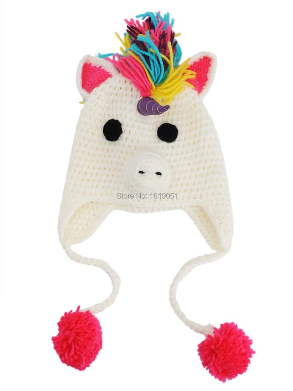 Gorro Unicornio Tejido a Crochet Paso a Paso YouTube t