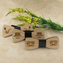 Wood Bow Tie Unique Designs