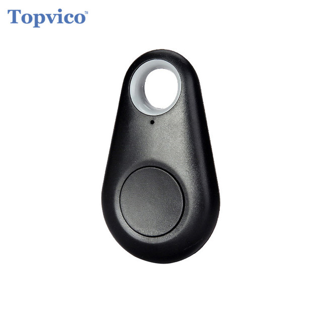 US $9 5 |Topvico Smart Finder Bluetooth Tracker iTag Key Finder Kids Bag  Wallet Smart Tag APP Map Locator Alarm for iphone Android IOS-in Anti-Lost