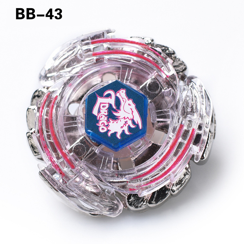 US $3 59 22% OFF|Silver Draco Constellation Bayblade Burst Play Gyro Battle  Gyroscope Beyblade Arena Spinning Top Bleyblade Metal Fusion Toy BB43-in