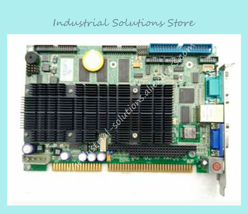 HSC-1711CLDN half length CPU card computer 100% tested perfect quality industrial floor picmg1 0 13 slot pca 6113p4r 0c2e 610 computer case 100% tested perfect quality