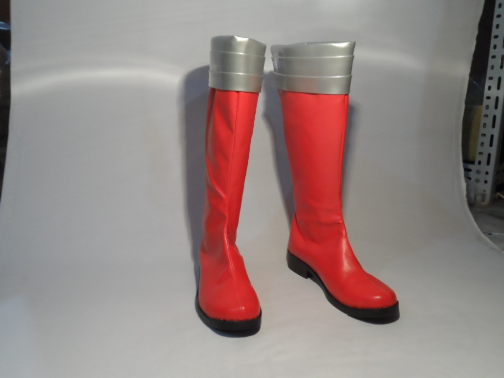 kaizouku sentai gokaijia Captain Marvelous Cosplay Shoes Boots