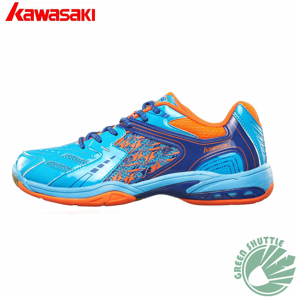 2019 Genuine K-335 Series Kawasaki Breathable Badminton Shoes For Men And Women Anti-Slippery Outdoor Sport Lovers Sneaker