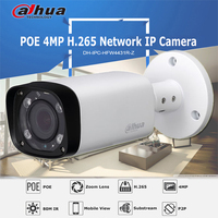 Dahua 4MP Night Vision IP POE Camera IPC HFW4431R Z 80M IR With 2 7 12mm