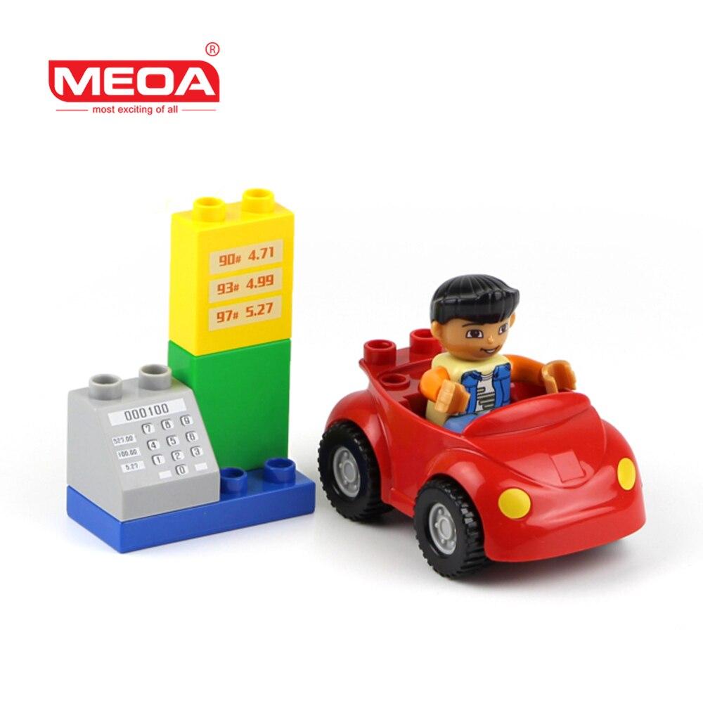 big speelgoed tankstation