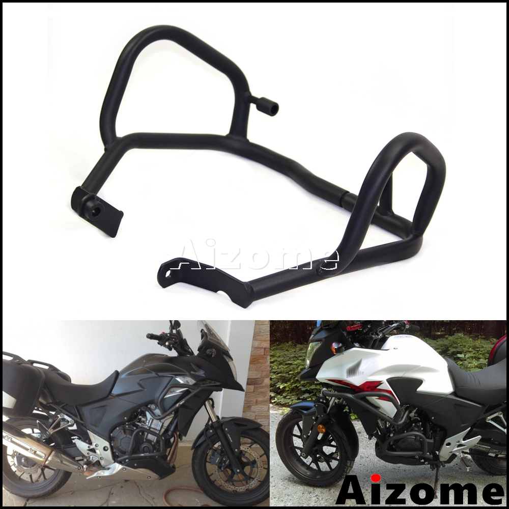 Motorcycle Engine Guard Engine Guard Crash Bar Protection For Honda CB500X CB400X <font><b>CB500F</b></font> CB400F 2013 2014 2015 2016 2017 <font><b>2018</b></font> image