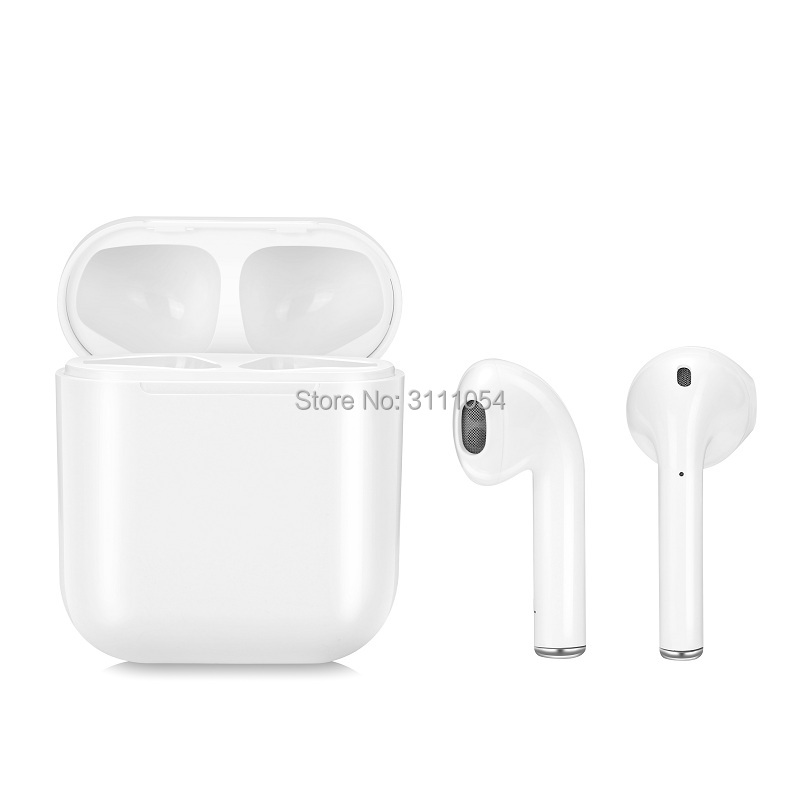 New TWS Bluetooth Earphone Earbuds Touch Control Hifi Stereo Wireless Earpiece Headset For Andorid Iphone Smartphone new dacom carkit mini bluetooth headset wireless earphone mic with usb car charger for iphone airpods android huawei smartphone