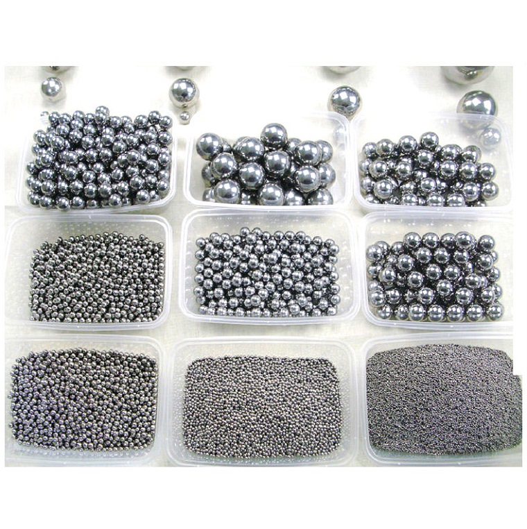 High Precision G10 Mini Steel Balls 0.8 1.2 1.588 1.5 2 2.381 2.5 2.778 3 3.175 3.5 3.969 4 4.5 Mm GCR15 Bearing Steel Ball Bead