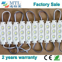 5050 Outdoor LED Module 12V Back Lighting For Channel Letters Light Boxes 200PCS Lot IP65 Waterproof