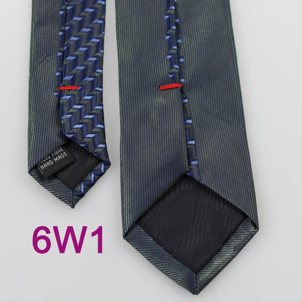 Yibei Coachella Галстуки зеленый синий галстук граничит стереоскопический Геометрическая corbatas 6 см Узкие жаккардовые Для мужчин бренд Галстуки блестящие