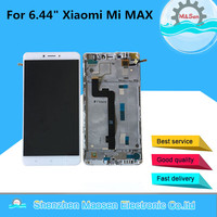 100 New LCD Screen Display Touch Panel Digitizer For 6 44 XiaoMi Mi MAX Free Shipping