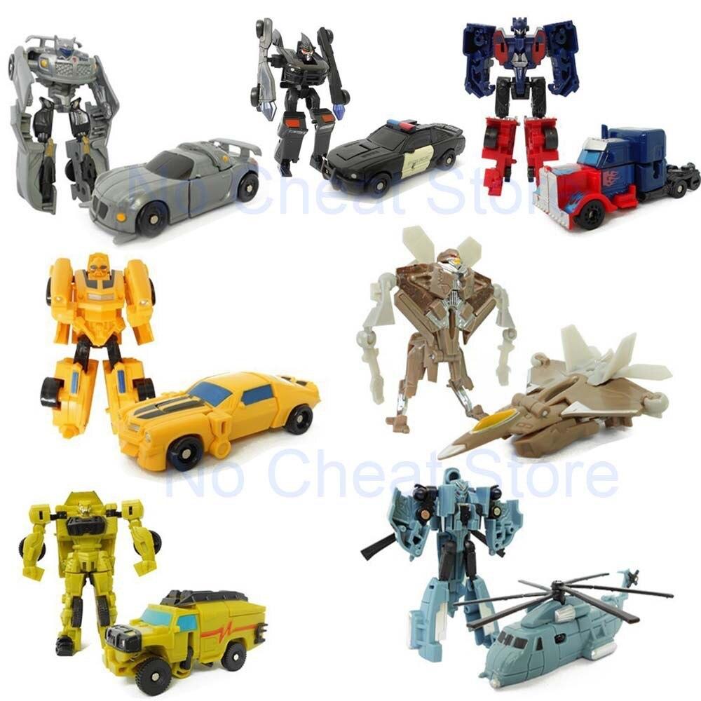 Mainan Anak Mobil Transformer - Setelan Bayi