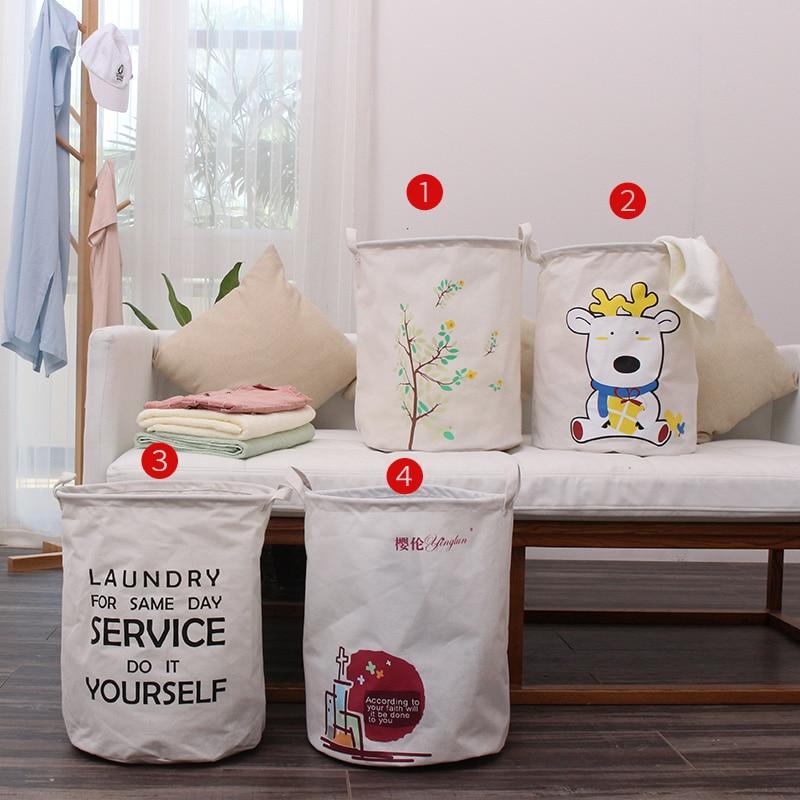 Cesto de la cesta Cesto de la ropa de juguete Caja de almacenamiento - Organización y almacenamiento en la casa
