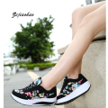 2016 fashion sport shoes brand casual shoes platform women shoes breathable woman trainers ladies footwear chaussure femme dr16