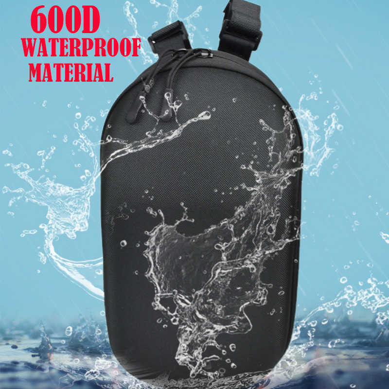Scooter Head Handle Bag Life Waterproof for Xiaomi Mijia M365 Electric Scooter Ninebot ES1 ES2 Tool Charger Battery Bottle Bag