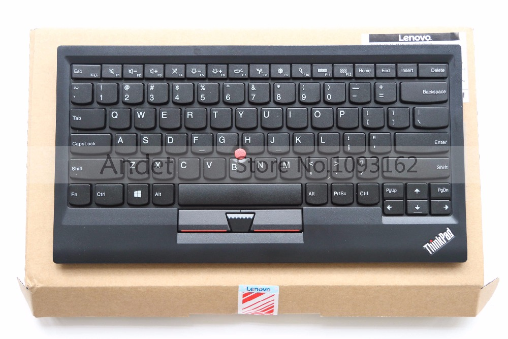 0B47190 New Original for Lenovo Thinkpad with Trackpoint Travel USB Keyboard Special Offer Standard for Laptop & PC US English neworig keyboard bezel palmrest cover lenovo thinkpad t540p w54 touchpad without fingerprint 04x5544