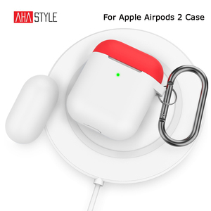 For AirPods 2 Case Silicone Tw