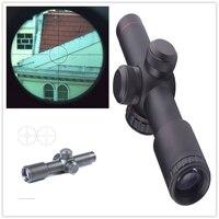Tactical Hunting Optics Sights AK47 AK74 AR15 Hunting Scopes 4 5X20 Red Illumination Mil Dot Riflescopes