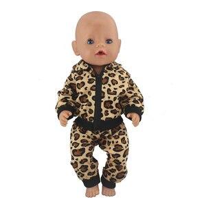 Image 5 - ตุ๊กตาใหม่กระโดดเหมาะสำหรับตุ๊กตาเด็ก 43 ซม.17 นิ้วตุ๊กตาเด็กทารกRebornตุ๊กตาเสื้อผ้า