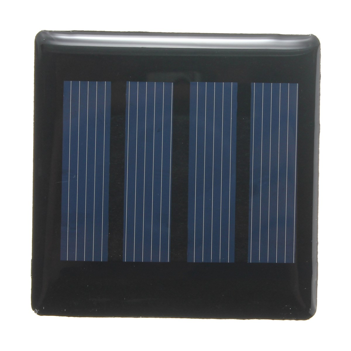 universal 0.18W 2V 90mAh Polycrystalline Silicon Epoxy Solar Panel DIY Power Model mini Solar Cells Battery Mobile Phone Charger