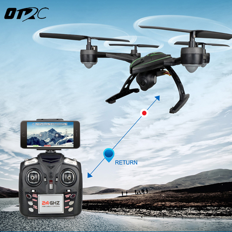 OTRC 510W drones with camera HD rc quadcopter drone profissional dron selfie FPV wifi remote radio control helikopter boys toys
