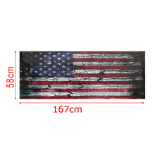 Decor Fashion Truck Popular Decal 167*58cm Cool Exterior Novel Design American Flag Vinyl Graphic High Quality musashi graphic novel