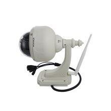 VSTARCAM C7833WIP wodoodporna P2P bezprzewodowa kamera ip zewnętrzna Kamera sieciowa PTZ H.264 obiektyw 4mm Wsparcie 64G TF karty