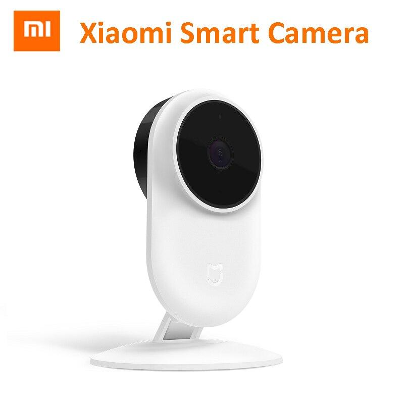 2017 Original Xiaomi Mijia Smart Camera 1080P Home IP Camera Wifi Wireless 130 Wide Angle 10m