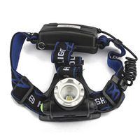 2000 Lumen LED Headlight CREE T6 Head Lamp Torch Camping HeadLamp Fishing Light Flashlight Head Linterna