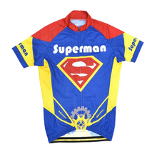 New 2017 cycling jersey men short Breathable maillot outdoor Mountain Bike Ciclismo pro team wear clothing Superman Boy loves
