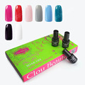 Clou Beaute 8 Colors 7ml SONP 013 Polish UV Gel Nail Soak Off Nail Gel Polish Colors Nail Salon