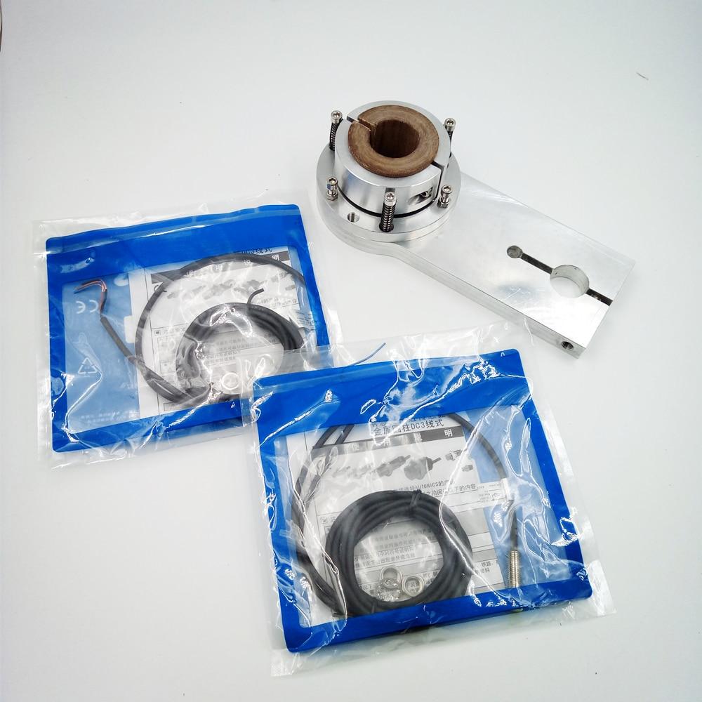 32mm hole anti collision fixture for CNC Citting machine CNC flame plasma booster