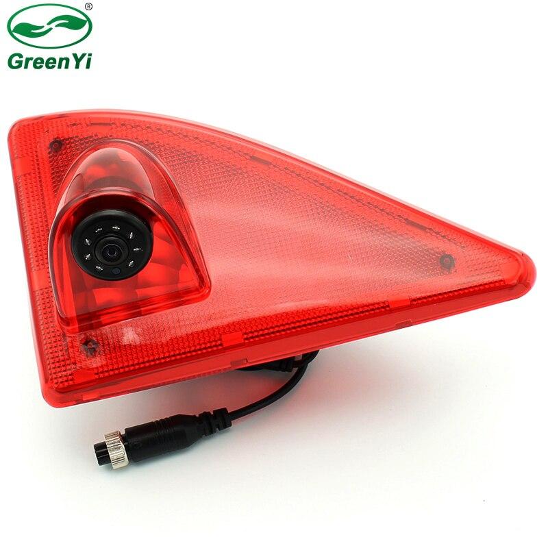 Pour Renault Master Opel Movano Nissan NV400 feu de freinage caméra de recul avec LED caméra de frein de stationnement CCD IR