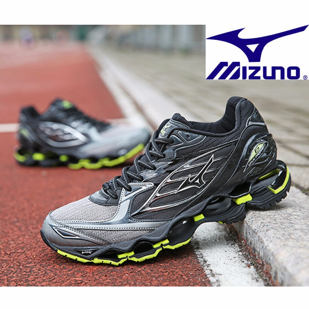 aeb2cdc08221 Original Mizuno Wave Prophecy 6 Professional Men Shoes Stable Sports  Running Shoes For Men 4 Colors Weightlifting Shoes